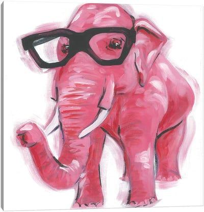 Dapper Animal VII Canvas Art Print