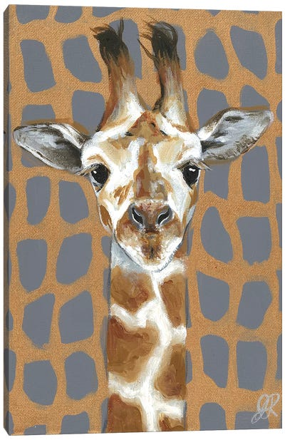 Animal Patterns I Canvas Art Print