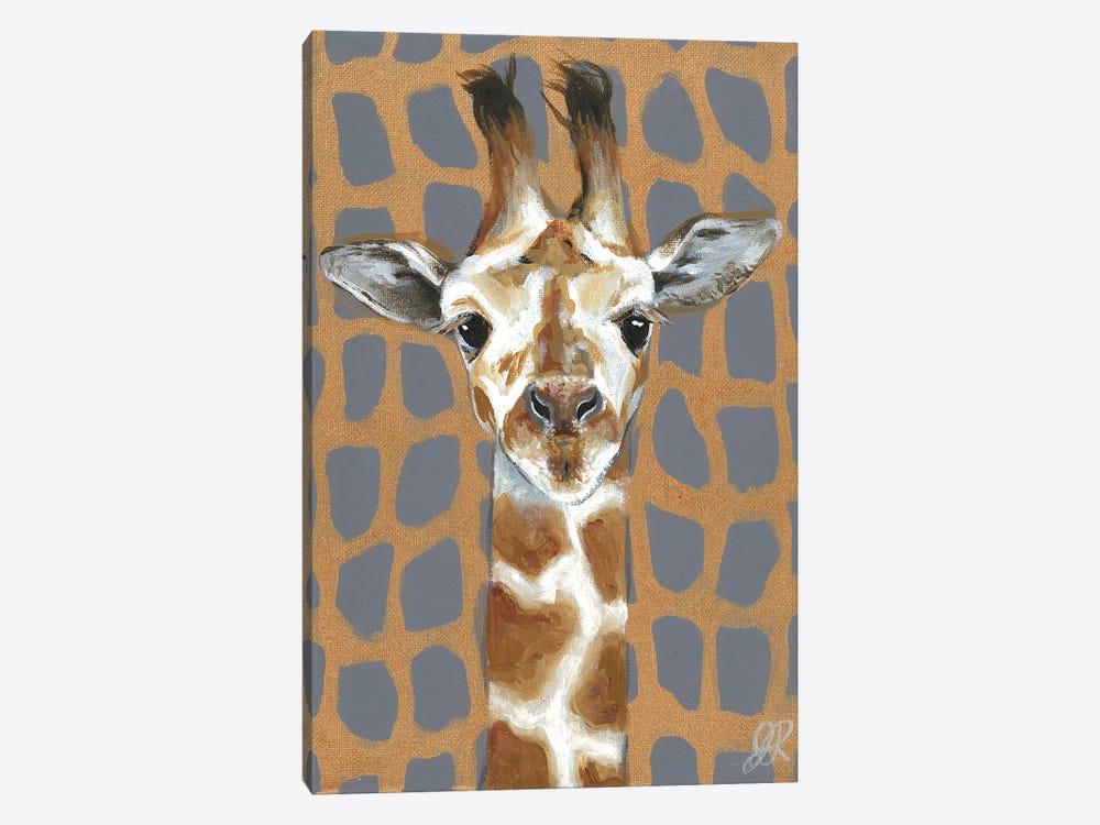 Animal Patterns I by Jennifer Rutledge 1-piece Canvas Wall Art