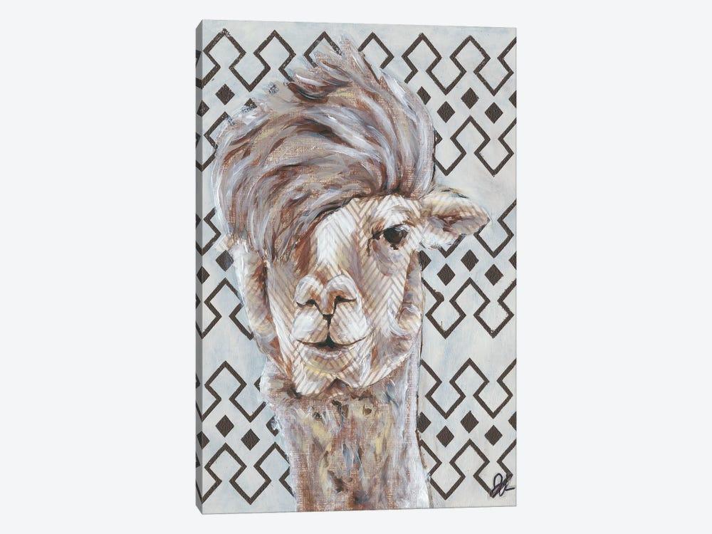 Animal Patterns II by Jennifer Rutledge 1-piece Canvas Art Print
