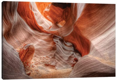 Antelope Canyon Canvas Art Print