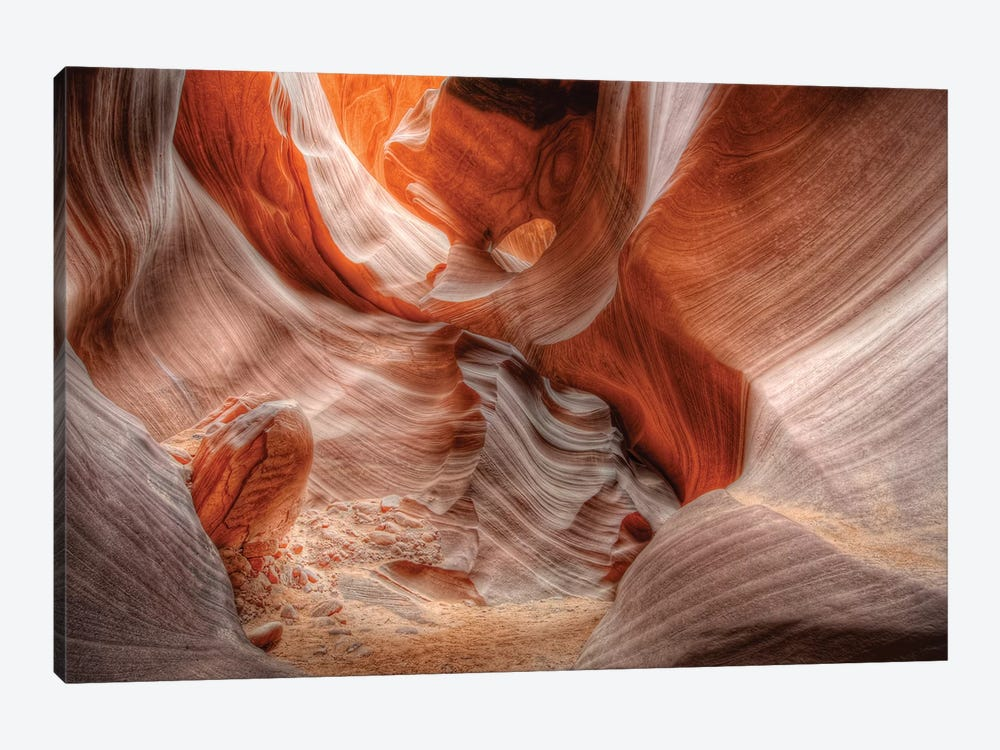 Antelope Canyon by Joseph Rowland 1-piece Canvas Art
