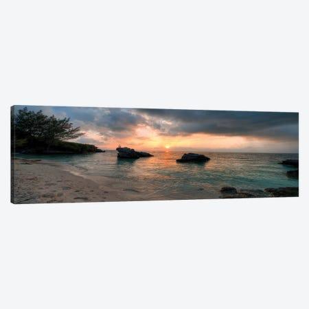 Cambridge Sunset  Canvas Print #JRW2} by Joseph Rowland Art Print