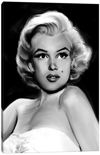 Pixie Marilyn Canvas Art Print
