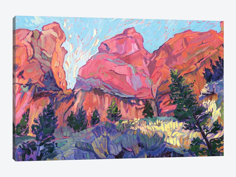 Afternoon Glory by Jessica Johnson 1-piece Art Print