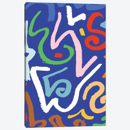 Bright And Bold III Canvas Print #JSB14} by Jessica Bruggink Canvas Art Print