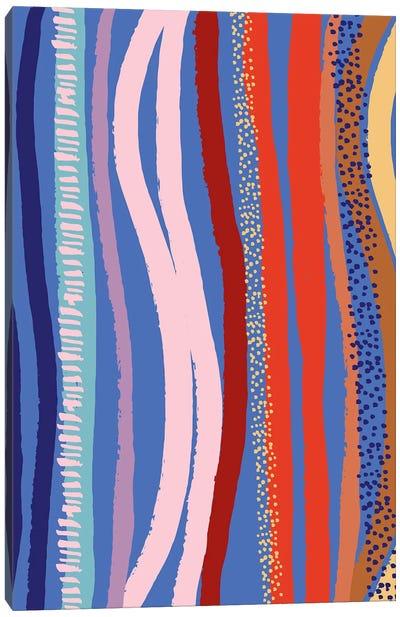 Bright And Bold V Canvas Art Print