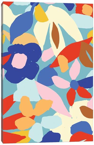 Bright And Bold VIII Canvas Art Print
