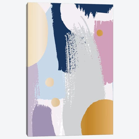 Abstract Canvas Print #JSB35} by Jessica Bruggink Canvas Art Print