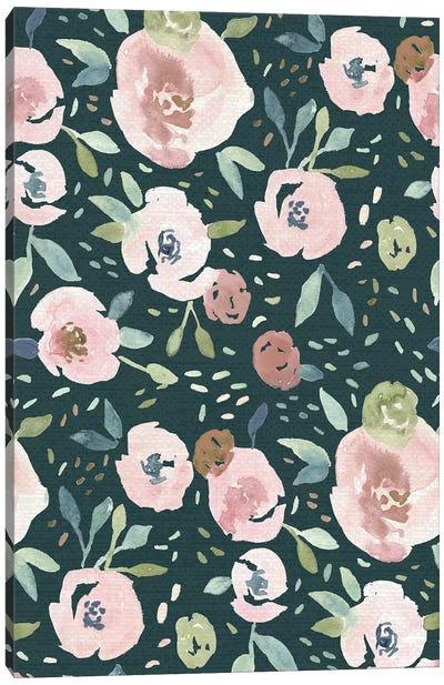 Secret Garden II Canvas Art Print