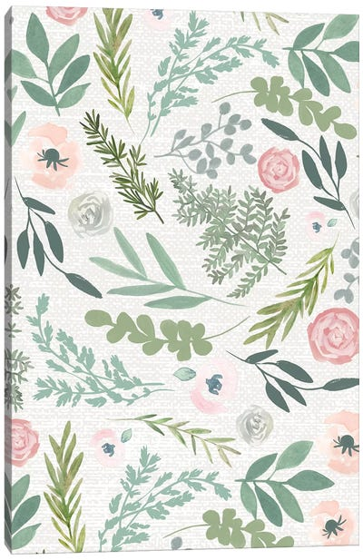 Secret Garden III Canvas Art Print
