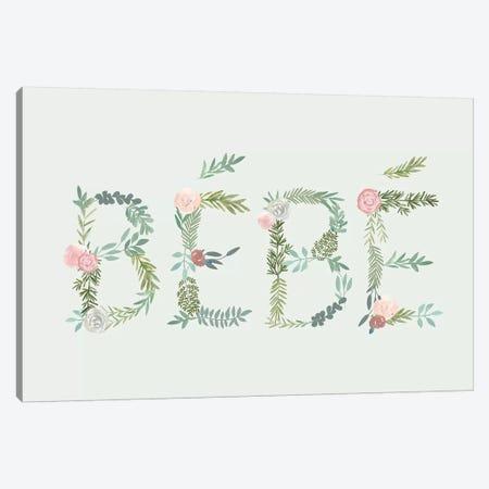 Secret Garden V Canvas Print #JSB8} by Jessica Bruggink Canvas Wall Art