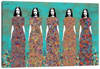 Five Consequences Canvas Art Print