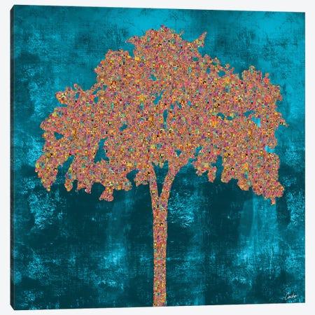 Rains Canvas Print #JSC45} by Jose Cacho Art Print