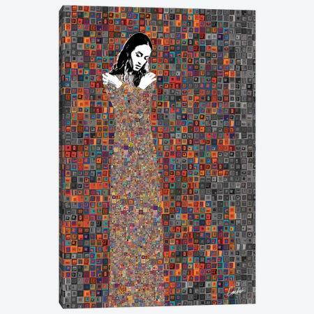 El Abrazo Canvas Print #JSC83} by Jose Cacho Canvas Art