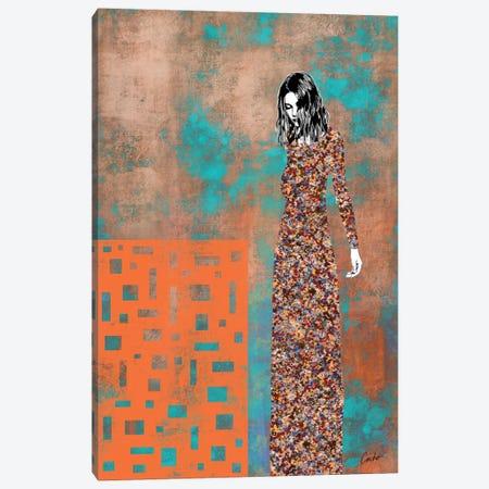 La Entrada Canvas Print #JSC85} by Jose Cacho Canvas Art Print