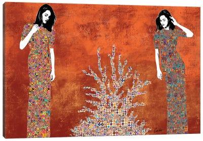 La Fuente Canvas Art Print