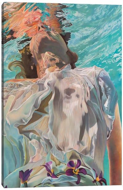 Erit Canvas Art Print