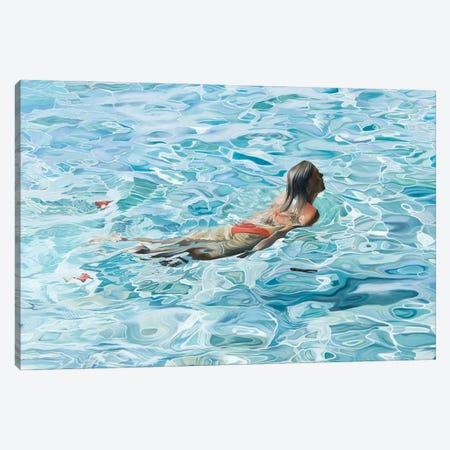 Float Canvas Print #JSD18} by Josep Moncada Canvas Wall Art