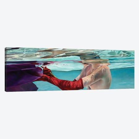 Hidden Message Canvas Print #JSD21} by Josep Moncada Art Print