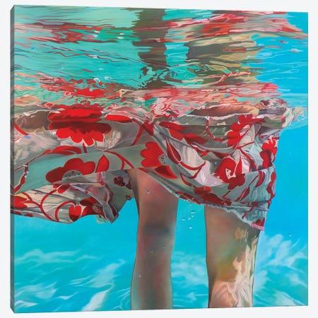 Hypnotic Salt Waltz Canvas Print #JSD22} by Josep Moncada Canvas Print