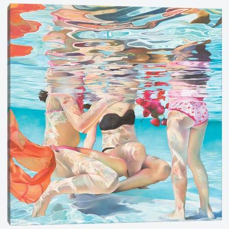 Maria Canvas Print #JSD27} by Josep Moncada Canvas Art