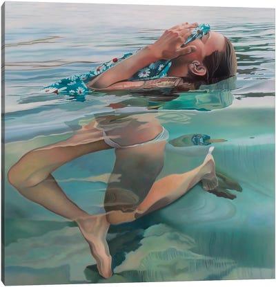 Pocket Fish Canvas Art Print