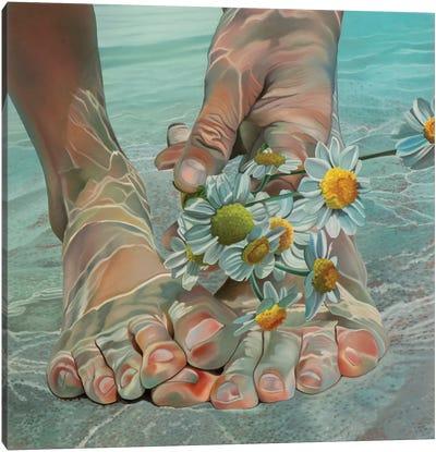 Salty Sweet Canvas Art Print