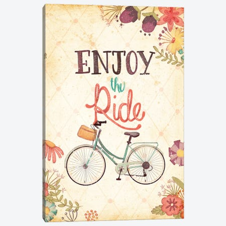 Enjoy Life's Adventures II Canvas Print #JSF11} by Josefina Canvas Artwork