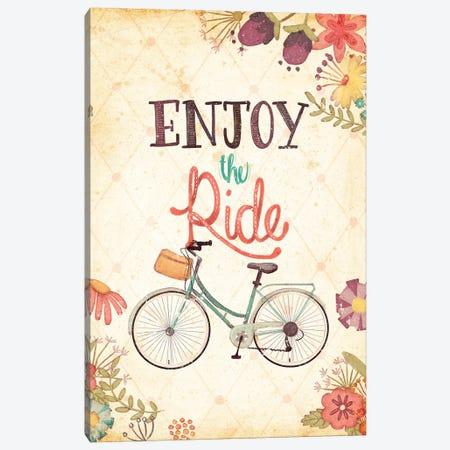Enjoy Life's Adventures II Canvas Print #JSF11} by Josefina Canvas Artwork