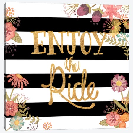 Enjoy the Ride Canvas Print #JSF12} by Josefina Canvas Wall Art