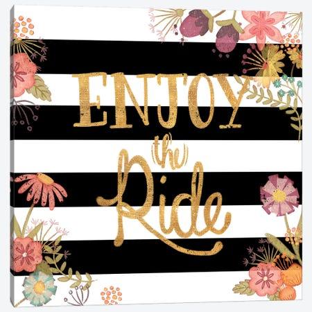 Enjoy the Ride Canvas Print #JSF12} by Josefina Canvas Wall Art