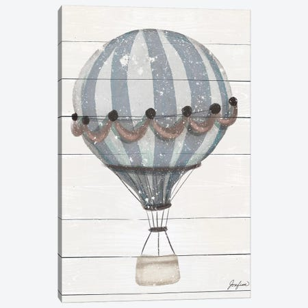 Hot Air Balloon Adventure Canvas Print #JSF16} by Josefina Art Print