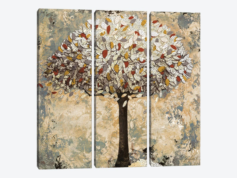 Narnia Tree by Josefina 3-piece Canvas Artwork