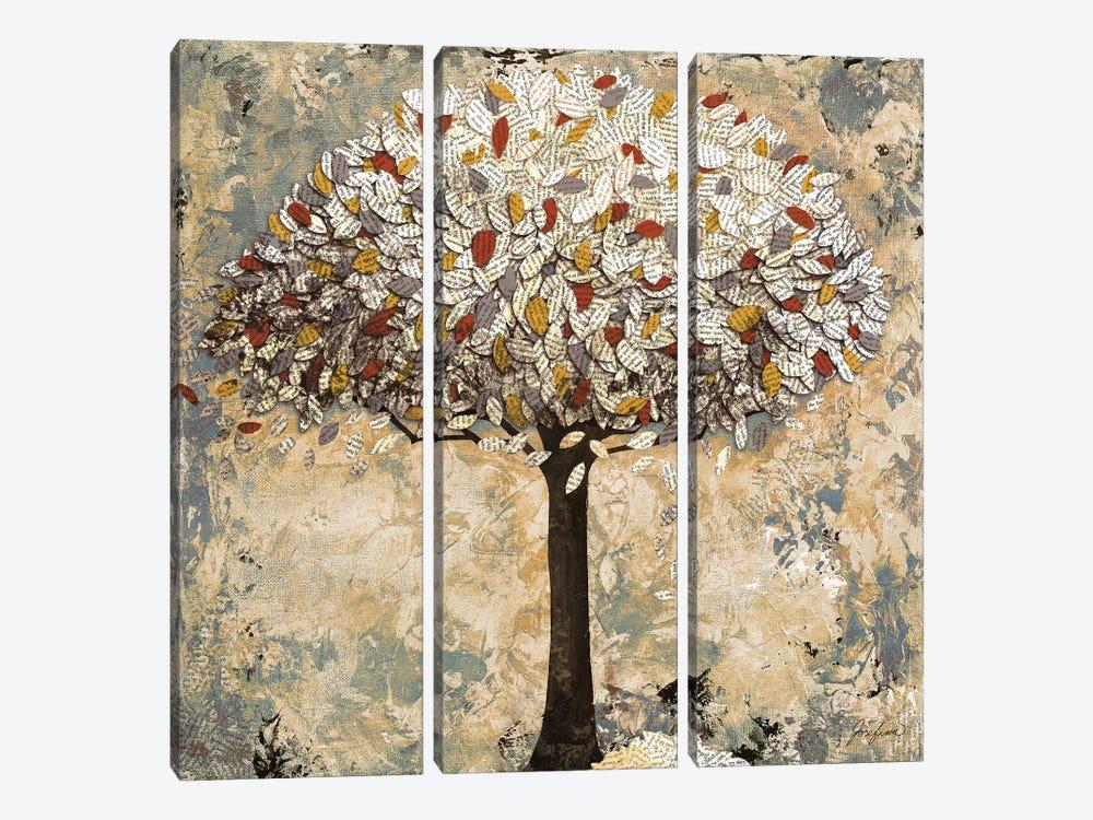Narnia Tree by Josefina 3-piece Canvas Artwork