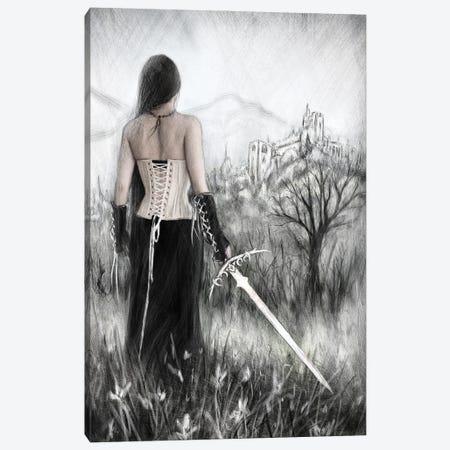 Once Innocent Canvas Print #JSG17} by Justin Gedak Canvas Art