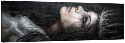 Queen Of Shadows Canvas Art Print