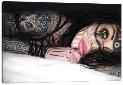 Edge Canvas Art Print