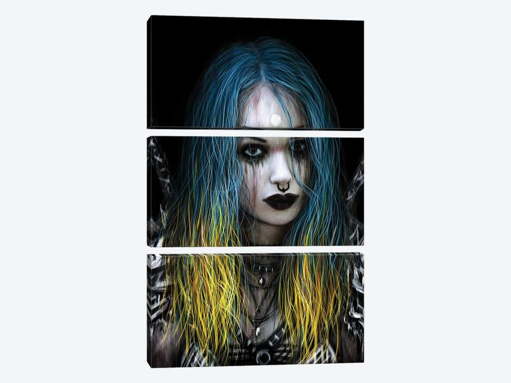 Starlight by Justin Gedak 3-piece Canvas Art Print