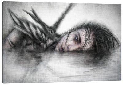 Unclean Canvas Art Print