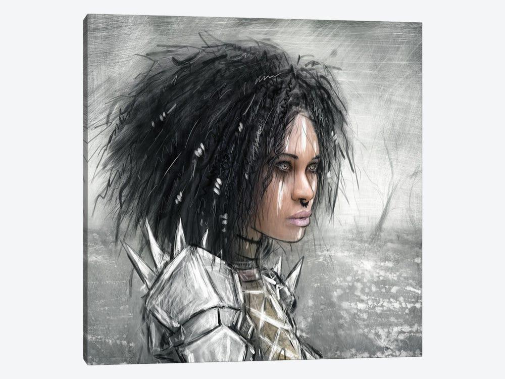 I Will Not Return by Justin Gedak 1-piece Canvas Artwork