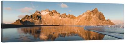Golden Mountain Canvas Art Print