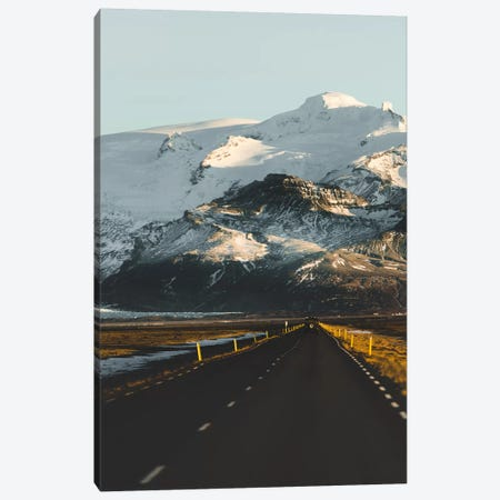 The Road Ahead Canvas Print #JSH37} by Joe Shutter Canvas Print