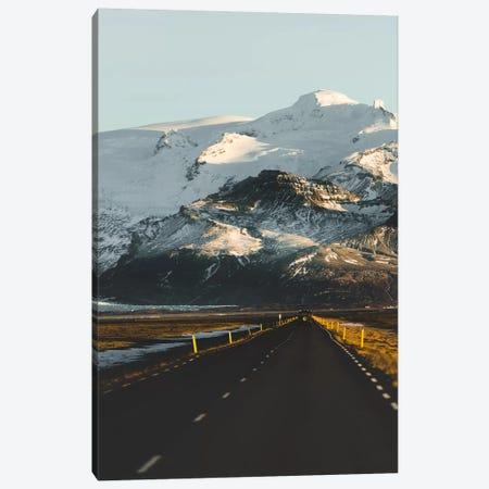 The Road Ahead Canvas Print #JSH37} by Joe Shutter Canvas Print