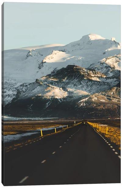 The Road Ahead Canvas Art Print