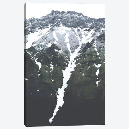 Descending Snow Canvas Print #JSH9} by Joe Shutter Canvas Wall Art
