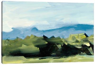 Peaceful Scenery Canvas Art Print