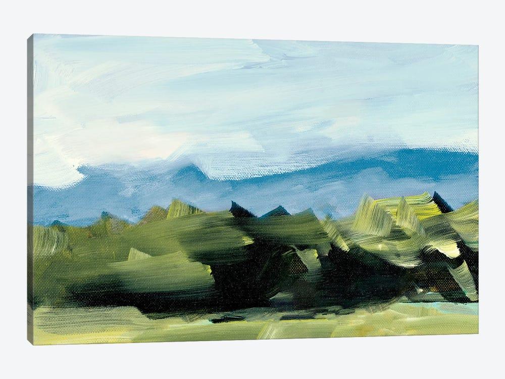 Peaceful Scenery by Jane Slivka 1-piece Art Print