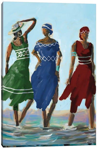 Caribbean Dreaming Canvas Art Print