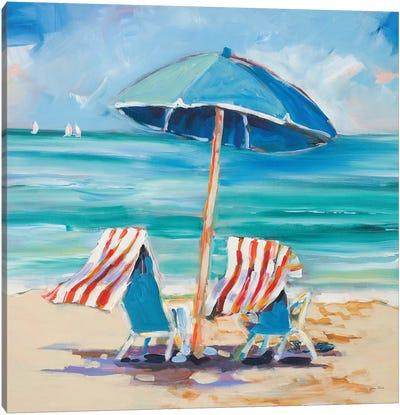 Caribbean Delight Canvas Art Print